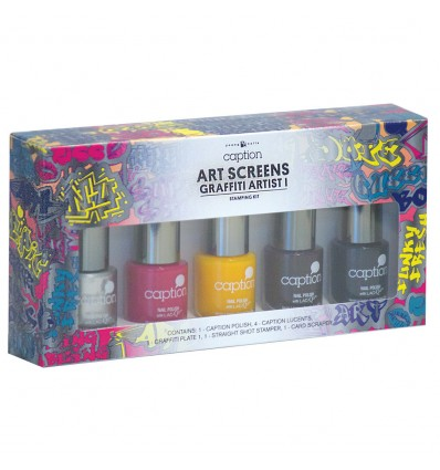 Young Nails Art Screens Graffiti Artist I Online Kopen Prolesbeauty