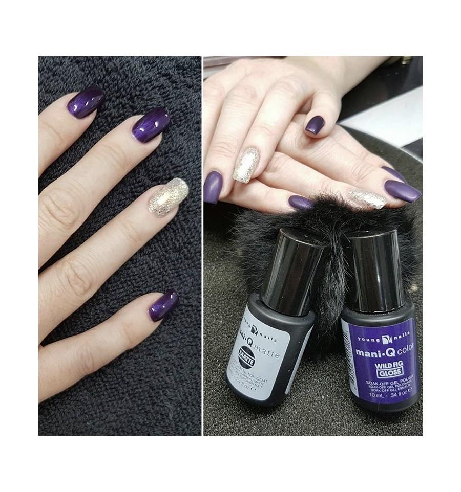 Enchanting Young Nails Mani Q Adornment - Nail Art Design Ideas ...