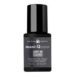 Young Nails - ManiQ 54. Color Grey 101