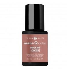Young Nails - ManiQ 6. Color Beige 102