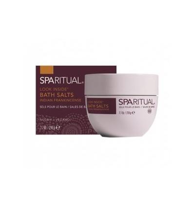 SpaRitual - Look Inside Organic Bath Salts