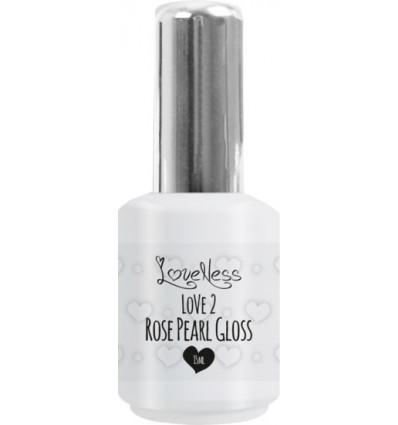 Loveness Rose Pearl Gloss 15ml
