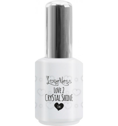 Loveness Crystal Shine Non-Cleanse 15ml