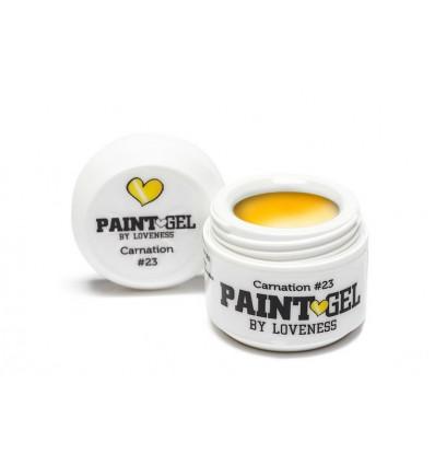 Loveness Paint Gel Carnation 23 5gr